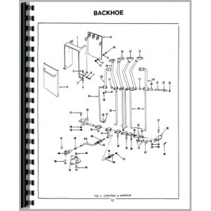 Wiring Diagram Ford 5000 Tractor  Wikie Cloud Design Ideas