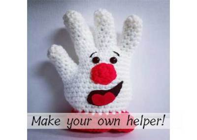 How to Crochet Hamburger Helper – Handy (ha!) New Pattern!