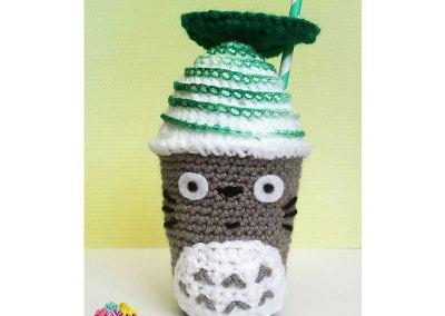 Crochet Totoro Shake Pattern