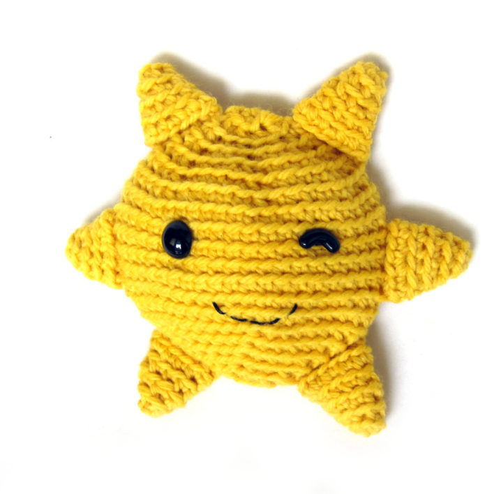Want to take your amigurumi to the next level? It's in the safety eyes. This post talks about the many different kinds of safety eyes along with tips and ways to make your own!
