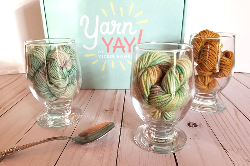 YarnYAY by Vickie Howell Review