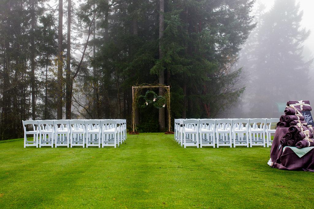 Canterwood, Gig Harbor Wedding, Winter Wedding