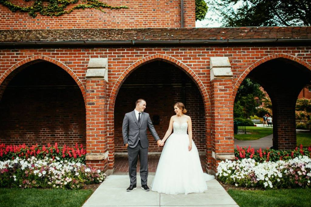 University of Puget Sound Wedding, Kilworth Chapel, Top Tacoma Wedding Planner