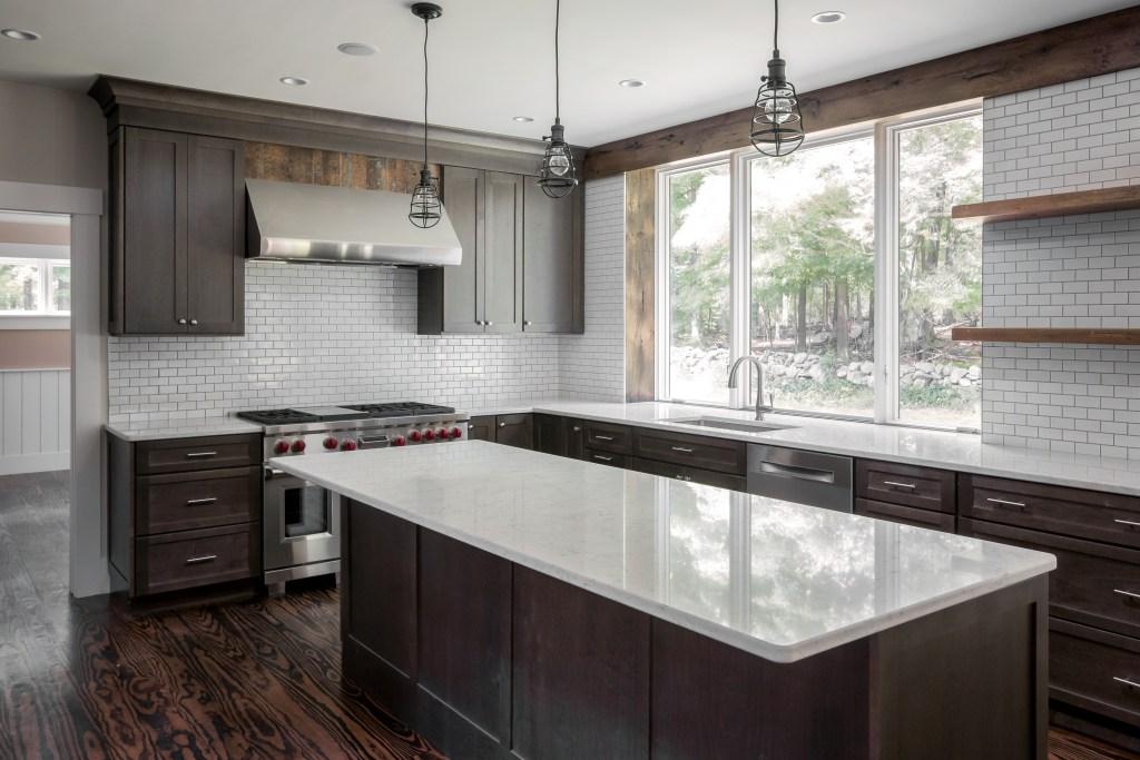 Contemporary Kitchen Remodel by Jensen Hus Design Build