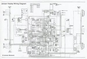 JensenHealey Wiring Diagram  The Jensen Museum