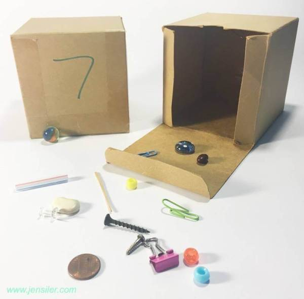 science introduction boxes
