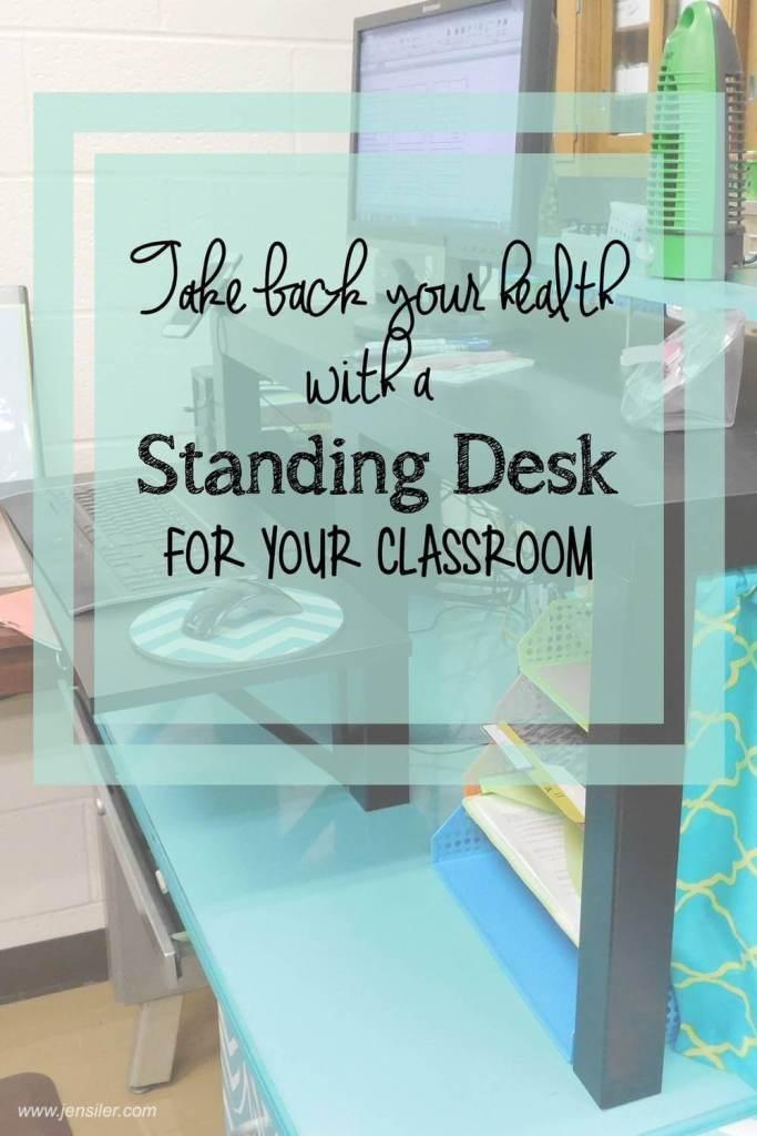 standing desk pinterest