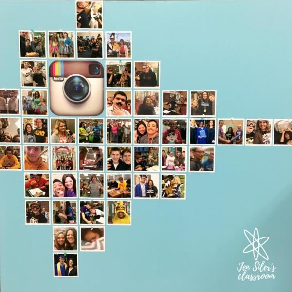 instagram bulletin board