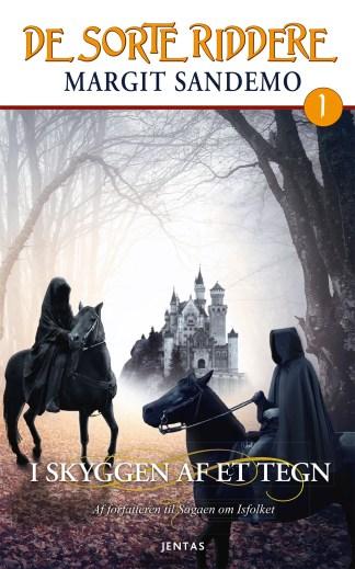 De sorte riddere 1 - I skyggen af et tegn omslagsbillede