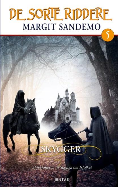 De sorte riddere 5 - Skygger omslagsbillede