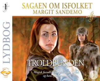 Isfolket 01 - Troldbunden - CD omslagsbillede