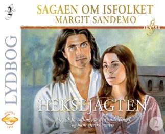 Isfolket 02 - Heksejagten - CD omslagsbillede