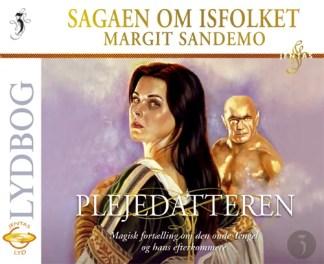 Isfolket 03 - Plejedatteren - CD omslagsbillede