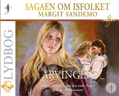 Isfolket 04 - Arvingen - CD omslagsbillede