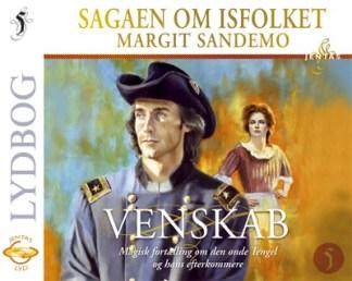 Isfolket 05 - Venskab - CD omslagsbillede