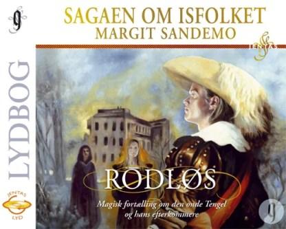 Isfolket 09 - Rodløs - CD omslagsbillede