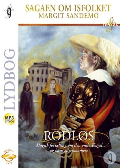 Isfolket 09 - Rodløs - MP3 omslagsbillede