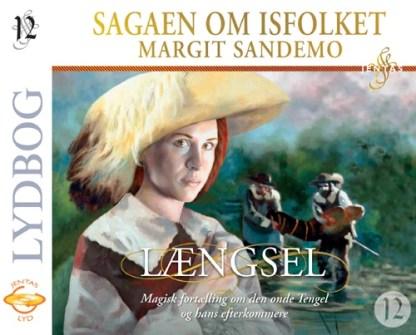 Isfolket 12 - Længsel - CD omslagsbillede