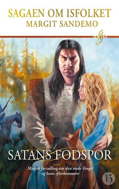 Isfolket 13 - Satans fodspor omslagsbillede
