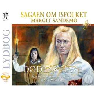 Isfolket 17 - Dødens have - CD omslagsbillede