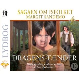 Isfolket 19 - Dragens tænder - CD omslagsbillede