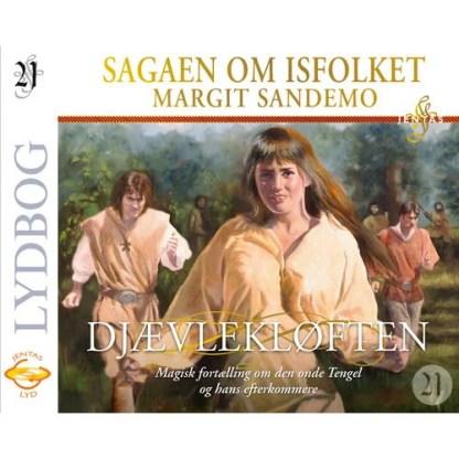 Isfolket 21 - Djævlekløften - CD omslagsbillede