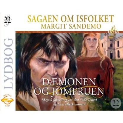 Isfolket 22 - Dæmonen og jomfruen - CD omslagsbillede