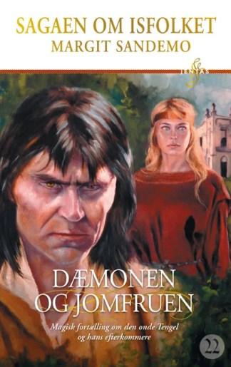 Isfolket 22 - Dæmonen og jomfruen omslagsbillede