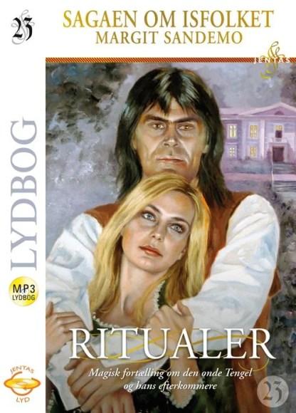Isfolket 23 - Ritualer - MP3 omslagsbillede