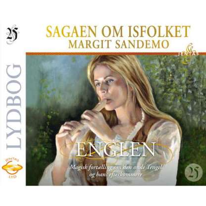 Isfolket 25 - Englen - CD omslagsbillede