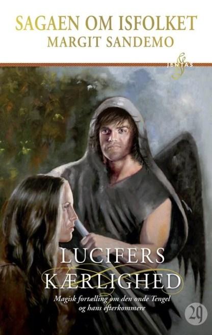 Isfolket 29 - Lucifers kærlighed omslagsbillede