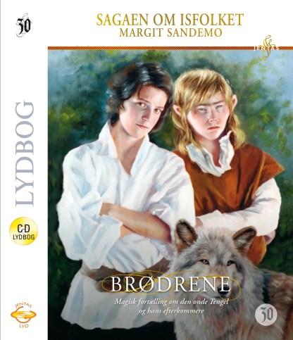 Isfolket 30 - Brødrene - CD omslagsbillede