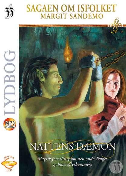 Isfolket 33 - Nattens dæmon - MP3 omslagsbillede