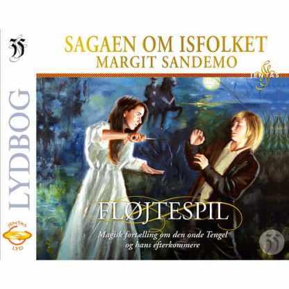 Isfolket 35 - Fløjtespil - CD omslagsbillede
