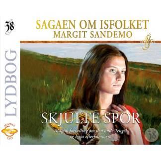 Isfolket 38 - Skjulte spor - CD omslagsbillede