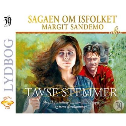 Isfolket 39 - Tavse stemmer - CD omslagsbillede