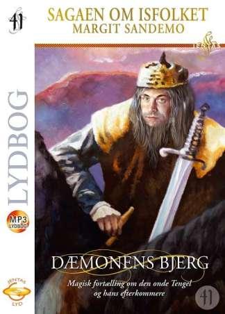 Isfolket 41 - Dæmonens bjerg - CD omslagsbillede