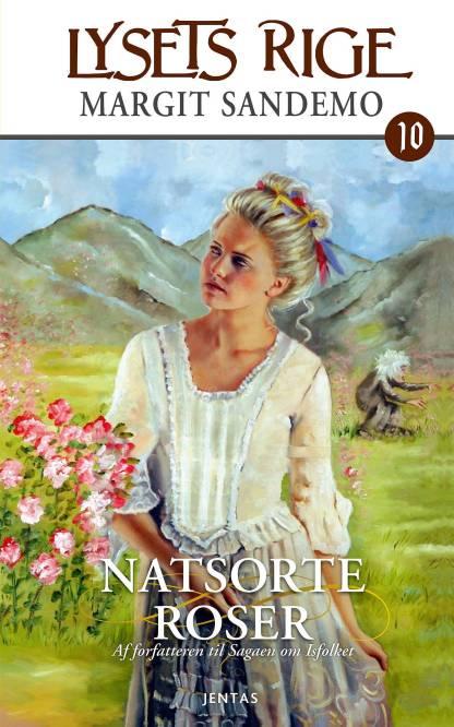 Lysets rige 10 - Natsorte roser, mp3 omslagsbillede