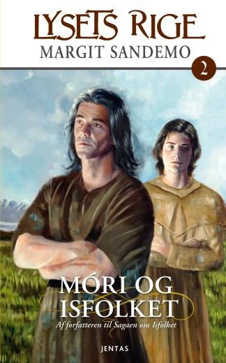 Lysets rige 2 - Móri og Isfolket, CD omslagsbillede