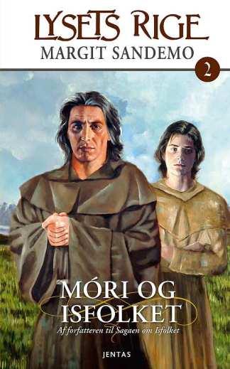 Lysets rige 2 - Móri og Isfolket omslagsbillede