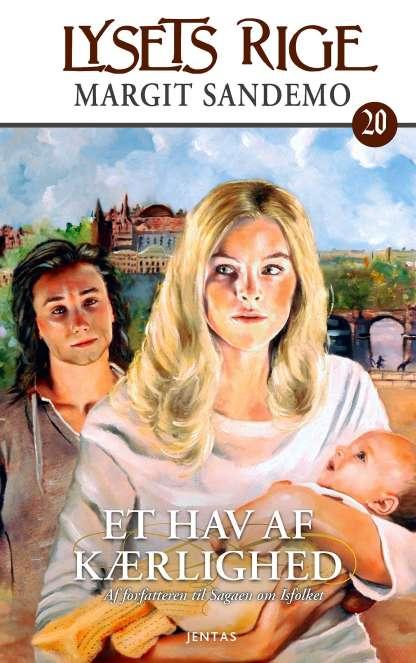 Lysets rige 20 - Et hav af kærlighed, CD omslagsbillede