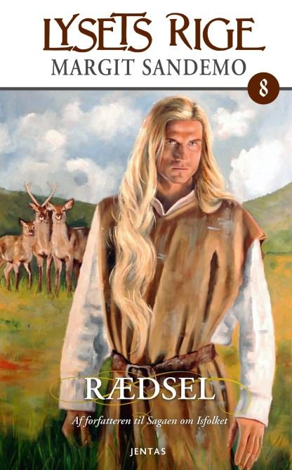Lysets rige 8 - Rædsel omslagsbillede