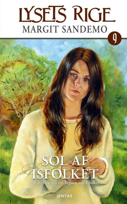 Lysets rige 9 - Sol af Isfolket, CD omslagsbillede