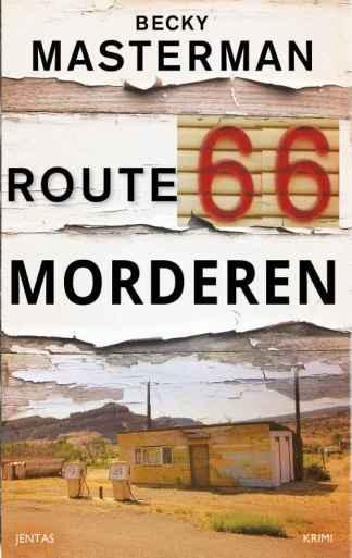 Route 66 morderen omslagsbillede
