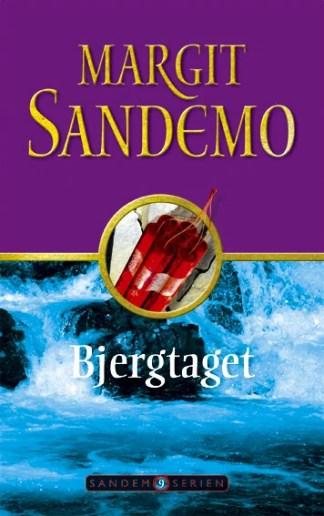 Sandemoserien 09 - Bjergtaget omslagsbillede