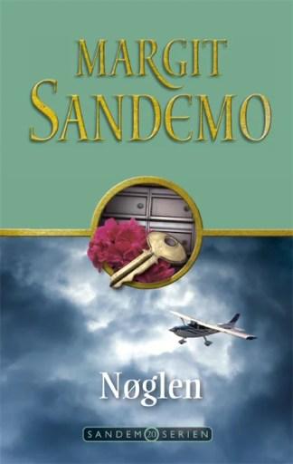 Sandemoserien 20 - Nøglen omslagsbillede