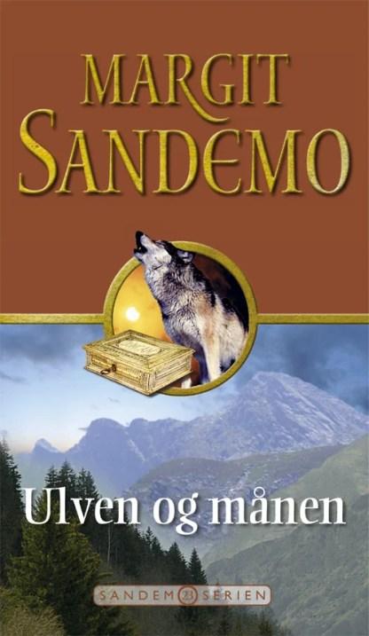 Sandemoserien 23 - Ulven og månen omslagsbillede