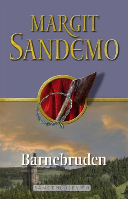 Sandemoserien 24 - Barnebruden omslagsbillede