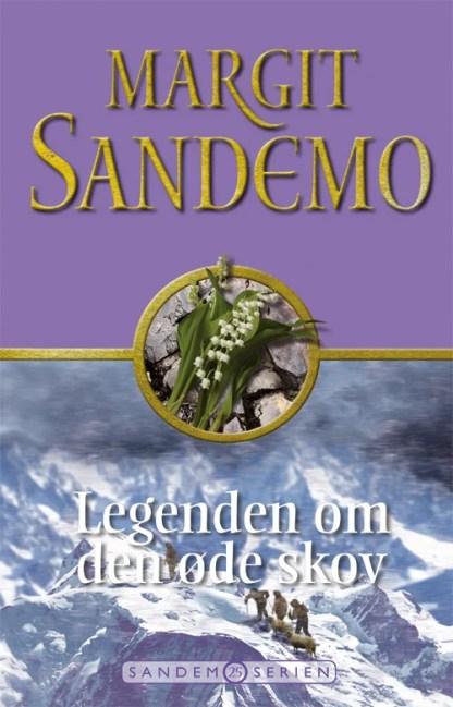 Sandemoserien 25 - Legenden om den øde skov omslagsbillede