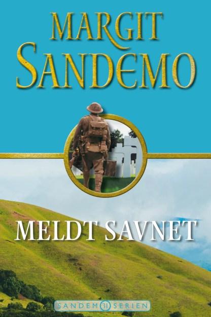 Sandemoserien 31 - Meldt savnet omslagsbillede